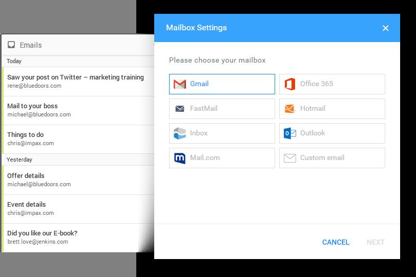 mailbox gmail