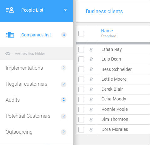 consulting companies lists