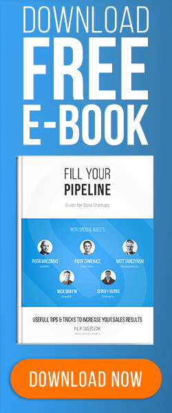 Ebook - Fill your pipeline banner