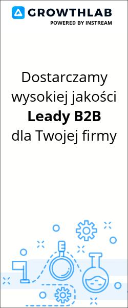 Generowanie leadów B2B - Growthlab